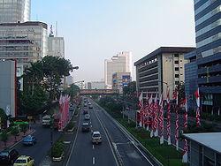 Джакарта - это... Что такое Джакарта?