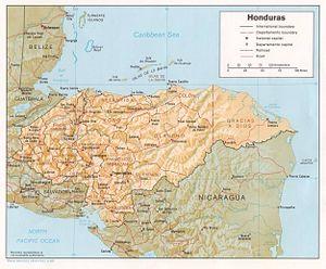 Гондурас - это... Что такое Гондурас?