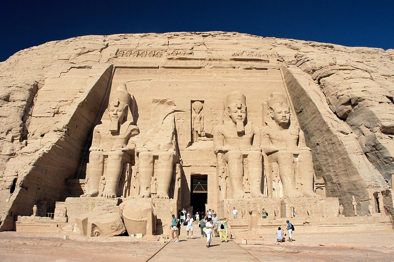 Abu Simbel, Near Aswan, Egypt  № 2245543 бесплатно